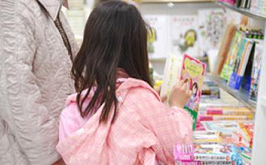 児童書コーナー