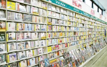 演歌&純邦楽CD・DVDコーナー