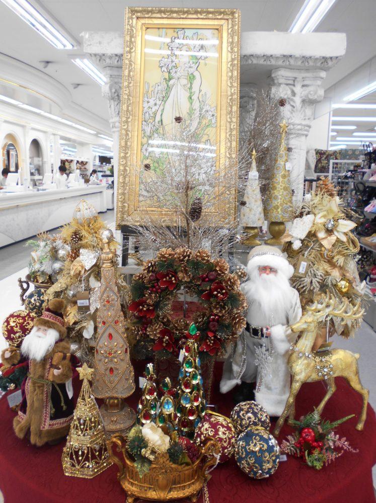 クリスマスの訪れ