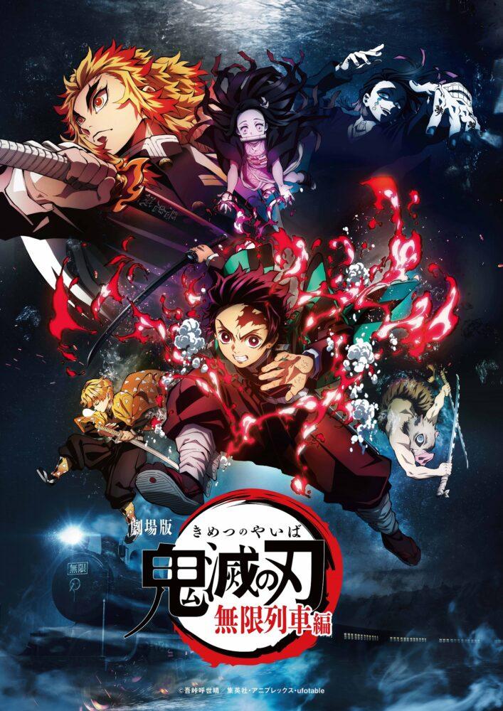 劇場版「鬼滅の刃」無限列車編 Blu-ray/DVD