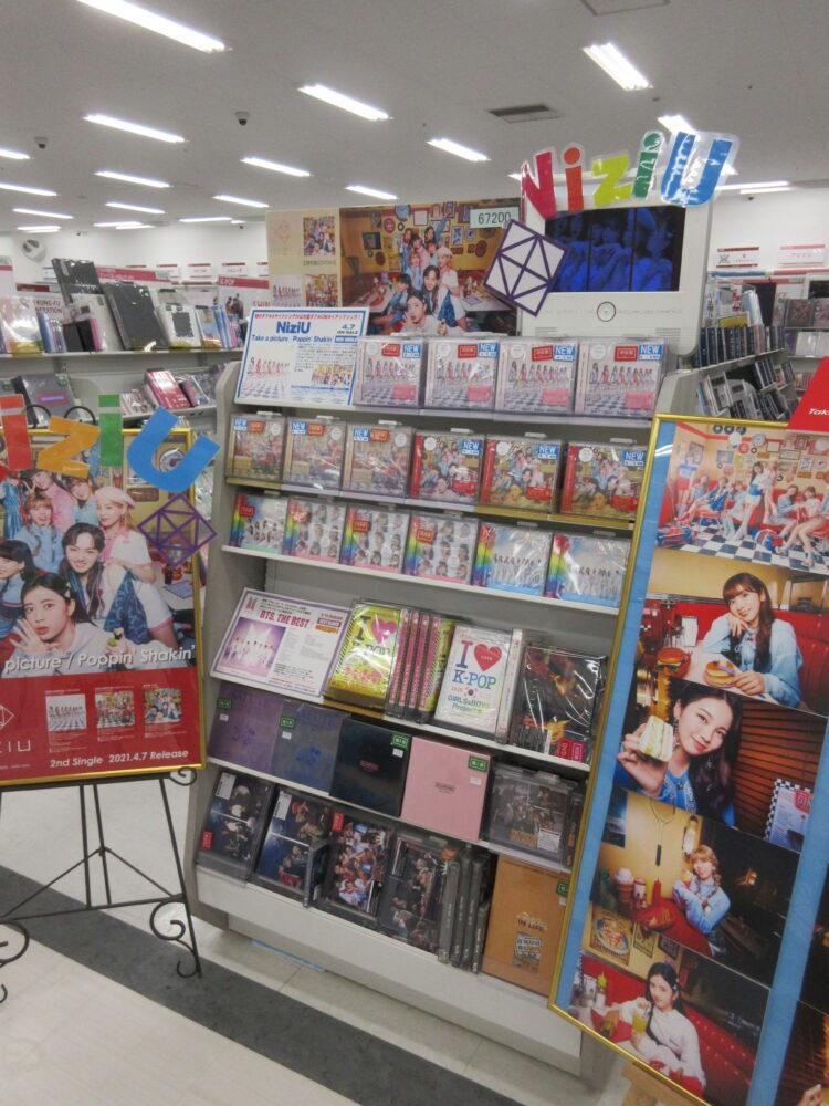 NiziU 待望の2ndシングル発売!