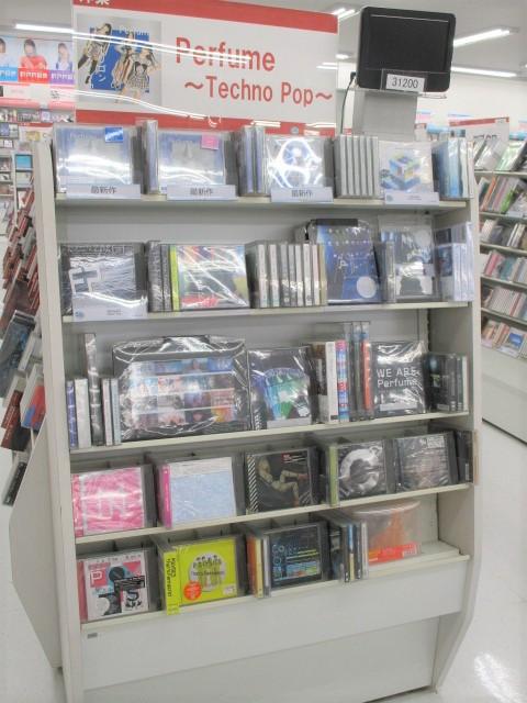 Perfume、選りすぐり7曲EP発売!